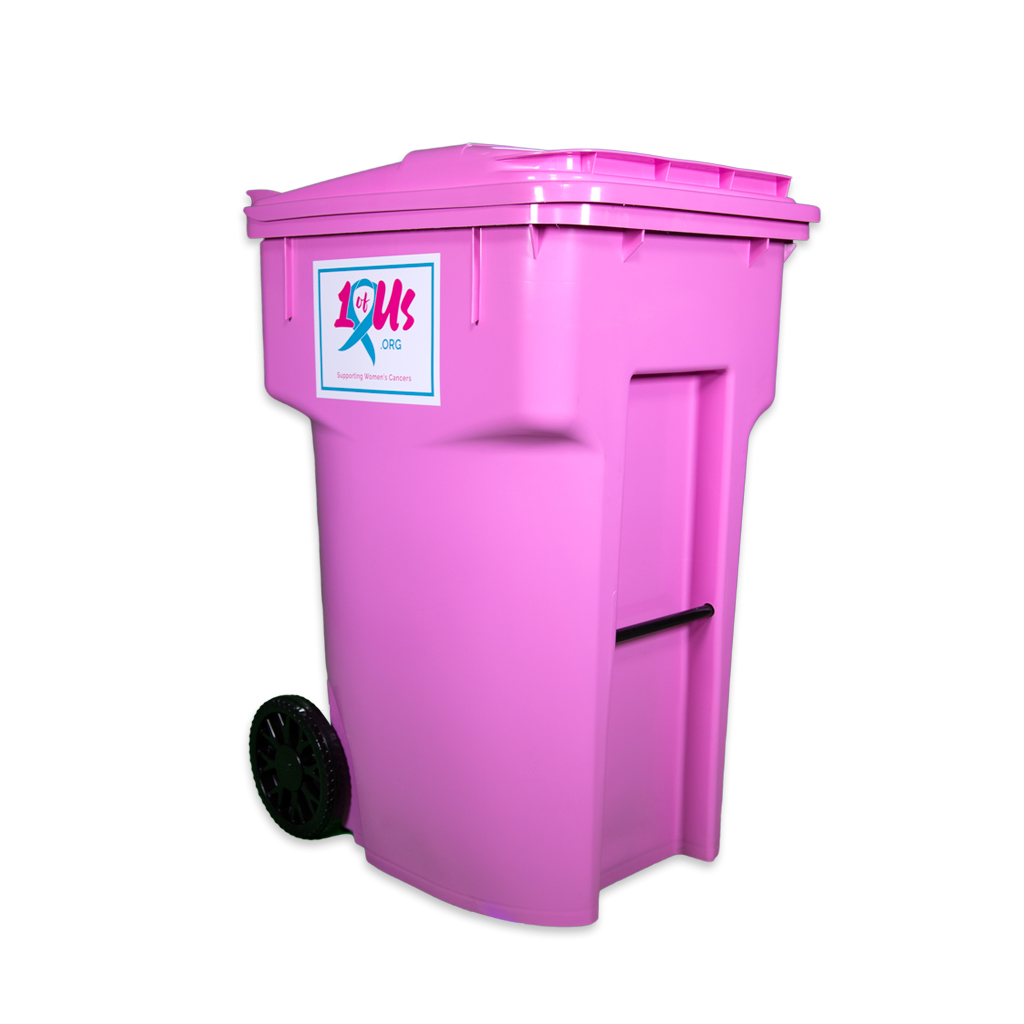 Brand new Pink TrashCan | Local Delivery or Pickup Only – 1 of Us CX11