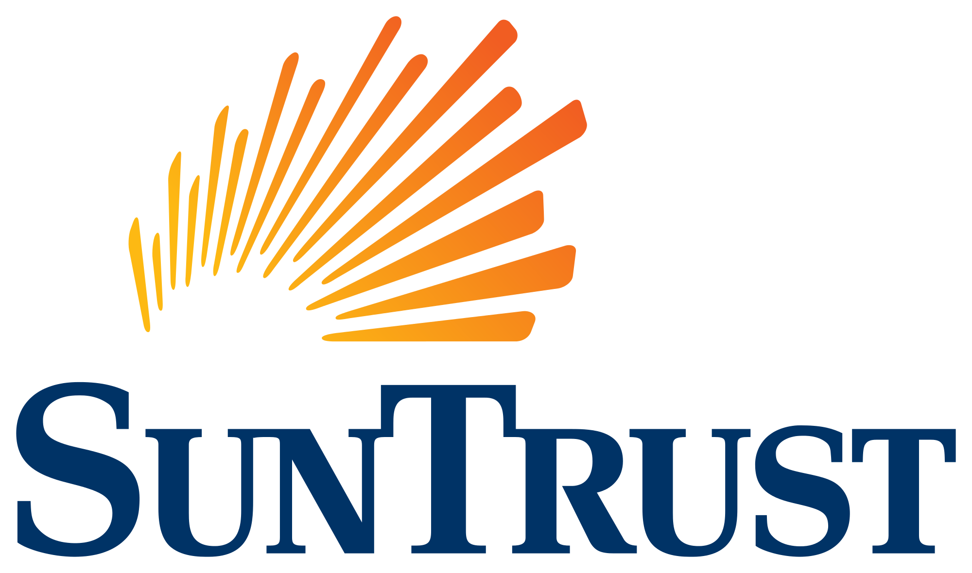 Suntrust logo. Golden Hope